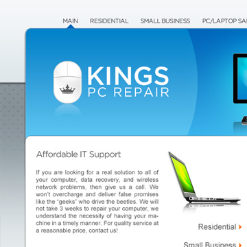 Kings PC Repair
